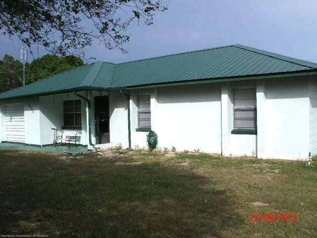 2190 N Olivia Drive, Avon Park, FL 33825 (MLS #283166) :: Dalton Wade Real Estate Group