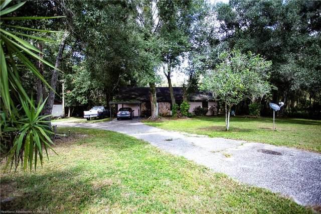 1354 Blair Lane, Wauchula, FL 33873 (MLS #283261) :: Compton Realty