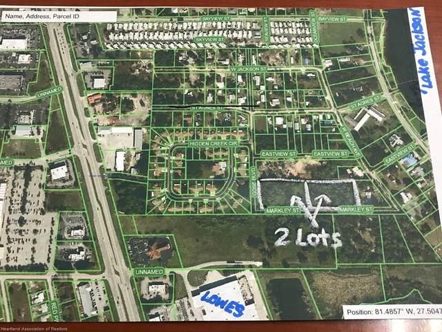 106 Markley Street, Sebring, FL 33870 (MLS #283269) :: Compton Realty