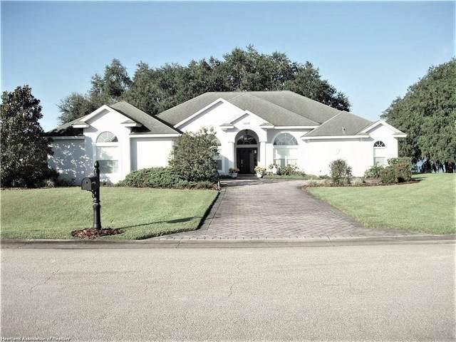 3031 Cedora Terrace, Sebring, FL 33870 (MLS #283270) :: Compton Realty