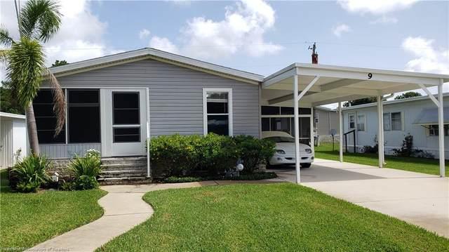 9 Armadillo Trail, Lake Placid, FL 33852 (MLS #283286) :: Compton Realty