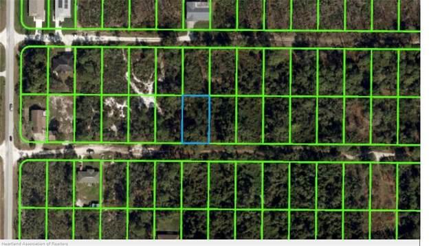 Dunlin Avenue, Sebring, FL 33870 (MLS #283288) :: Compton Realty