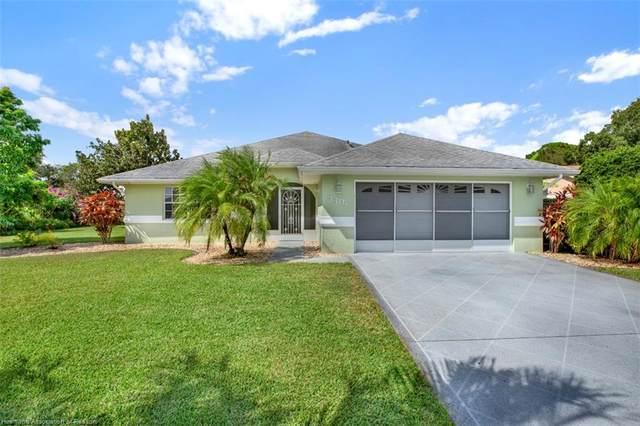 3407 Sunrise Drive, Sebring, FL 33872 (MLS #283309) :: Compton Realty