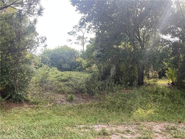 625 Serenade Terrace, Lake Placid, FL 33852 (MLS #283321) :: Compton Realty