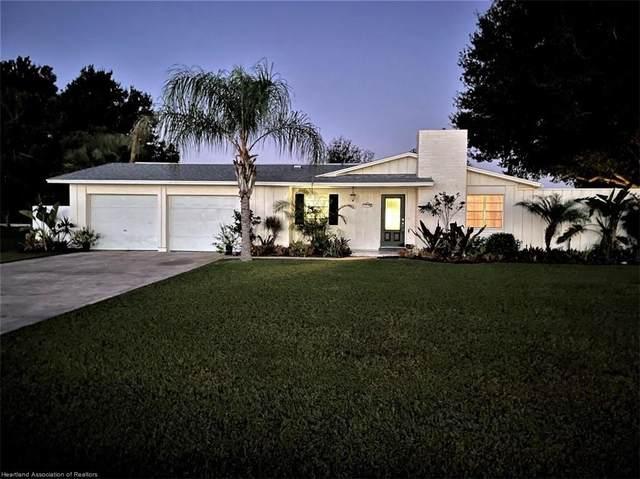 416 Cherry Tree Drive, Sebring, FL 33876 (MLS #283361) :: Compton Realty