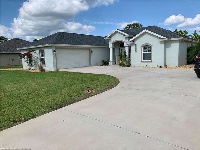 5319 Pebble Beach Drive, Sebring, FL 33872 (MLS #283385) :: Compton Realty