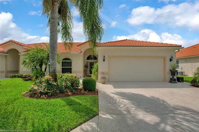 5733 Hampton Woods Boulevard, Sebring, FL 33872 (MLS #275434) :: Compton Realty