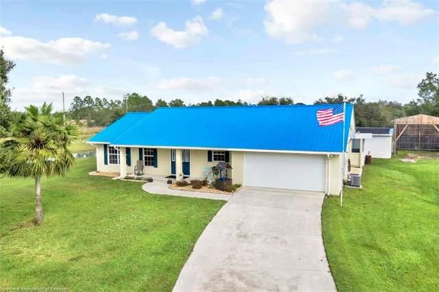 440 Fairview Lane, Lorida, FL 33857 (MLS #276408) :: Compton Realty