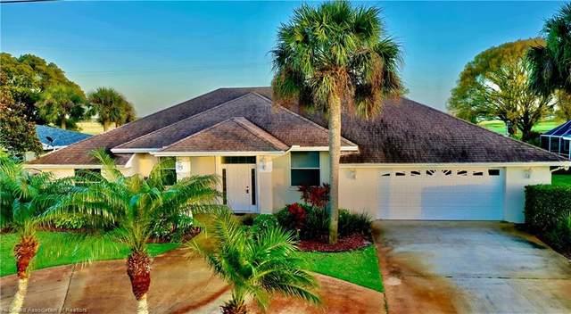 43 W Lake Trout Drive, Avon Park, FL 33825 (MLS #277731) :: Compton Realty