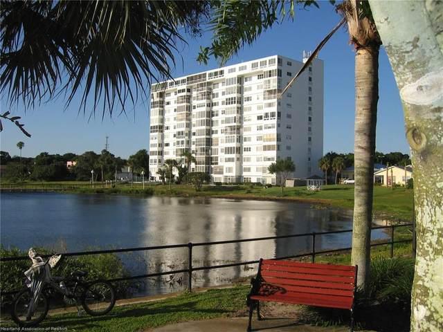 2131 Lakeview Drive #904, Sebring, FL 33870 (MLS #277800) :: Compton Realty
