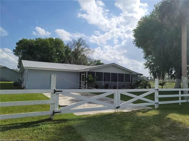 337 Meadow Lane, Lorida, FL 33857 (MLS #280015) :: Compton Realty