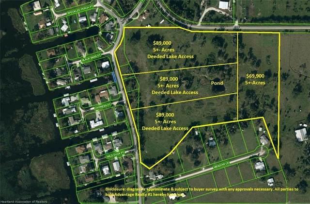 2825 Cowhouse Road, Lorida, FL 33857 (MLS #282166) :: Compton Realty