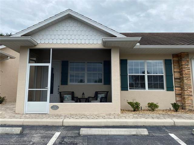 121 Sunset Terrace #209, Lake Placid, FL 33852 (MLS #282374) :: Compton Realty
