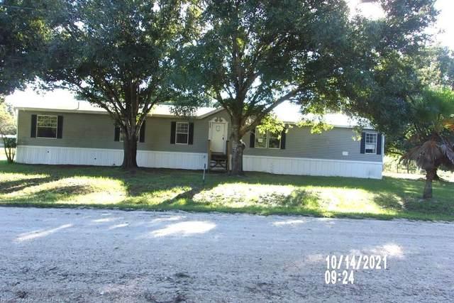 324 Pleasant Lane, Lorida, FL 33857 (MLS #282644) :: Compton Realty