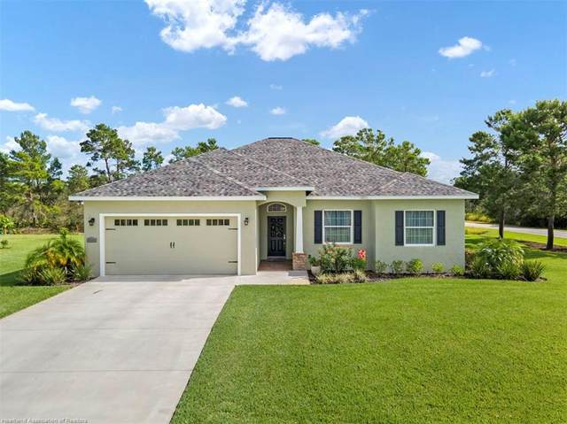 4995 Myrtle Beach Drive, Sebring, FL 33872 (MLS #282968) :: Compton Realty