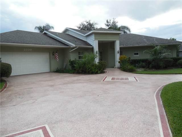 2200 Dog Leg Drive, Sebring, FL 33872 (MLS #283255) :: Compton Realty