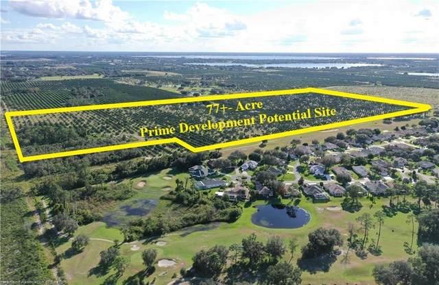 3600 Beck Avenue, Sebring, FL 33870 (MLS #283291) :: Compton Realty