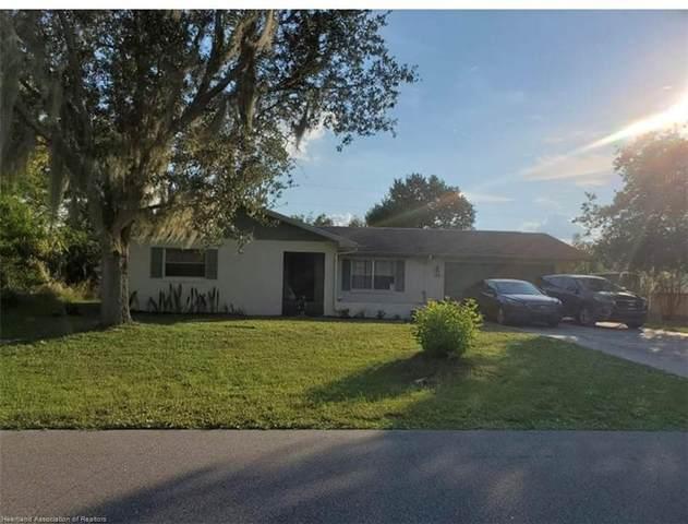 132 Lemon Road NW, Lake Placid, FL 33852 (MLS #282670) :: Compton Realty