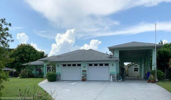 141 Lavender Avenue, Lake Placid, FL 33852 (MLS #274124) :: Compton Realty