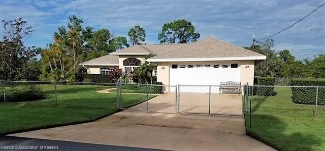 103 Kayla Avenue, Lake Placid, FL 33852 (MLS #275557) :: Compton Realty