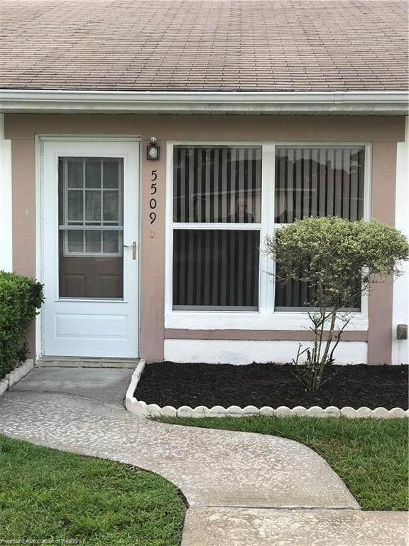 5509 Granada Boulevard, Sebring, FL 33872 (MLS #275728) :: Compton Realty