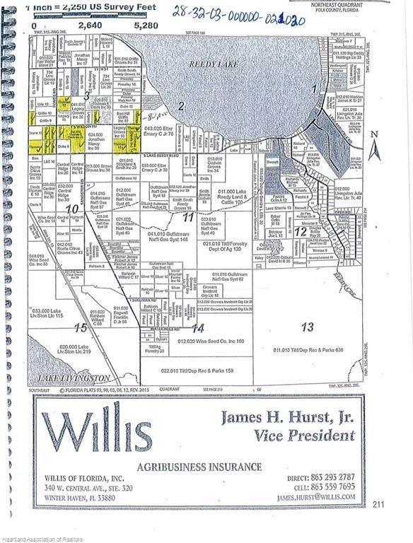 Lake Reedy Boulevard S, Frostproof, FL 33843 (MLS #276541) :: Compton Realty