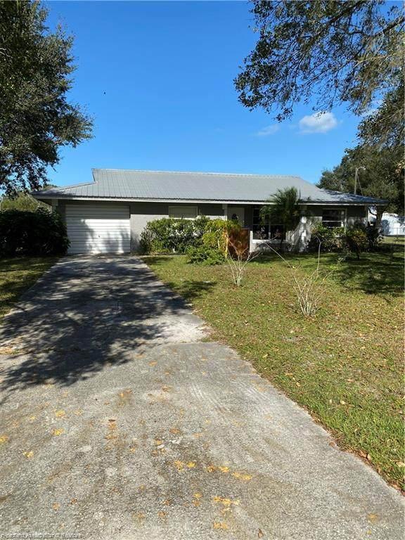 1658 Paula Drive, Wauchula, FL 33873 (MLS #276596) :: Compton Realty
