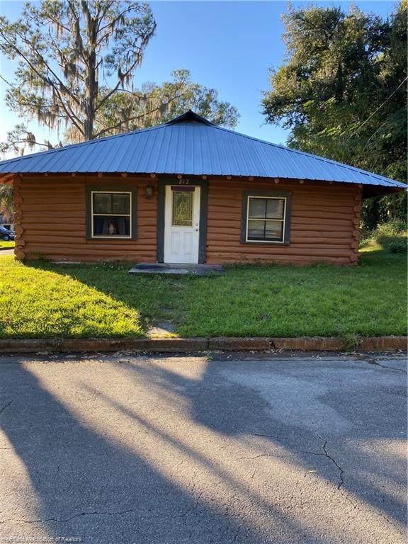 812 Kohala Avenue, Wauchula, FL 33873 (MLS #276986) :: Compton Realty