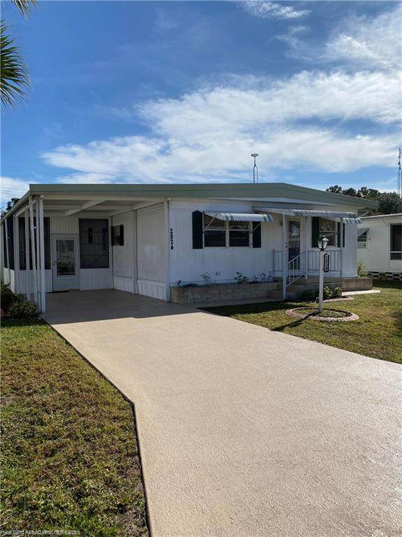 2824 Roger Street, Sebring, FL 33872 (MLS #277275) :: Dalton Wade Real Estate Group