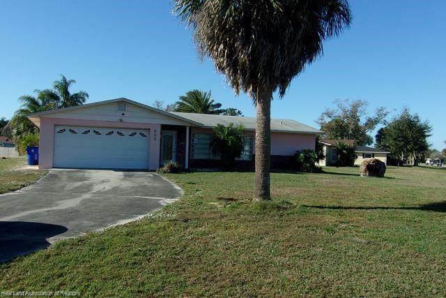 501 Spring Lake Boulevard, Sebring, FL 33876 (MLS #277823) :: Compton Realty