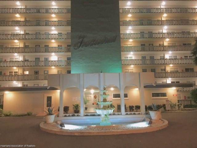 2131 Lakeview Drive #706, Sebring, FL 33870 (MLS #277865) :: Compton Realty