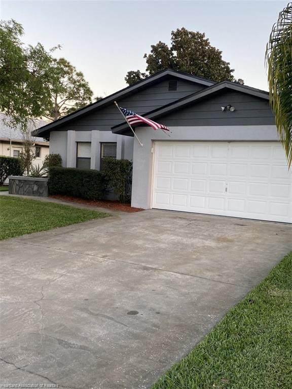 2606 Par Road, Sebring, FL 33872 (MLS #277928) :: Compton Realty