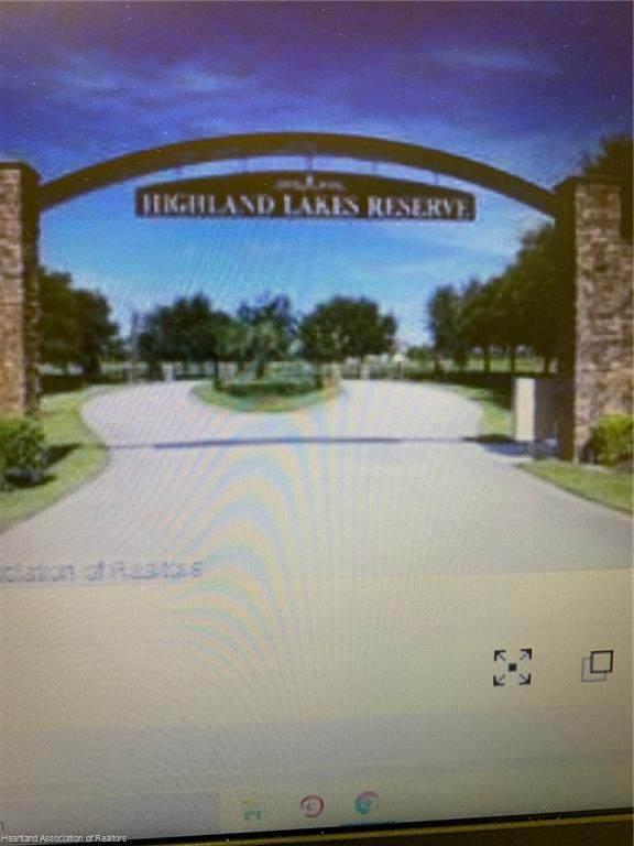 4005 Camp Shore Drive, Sebring, FL 33875 (MLS #279520) :: Compton Realty