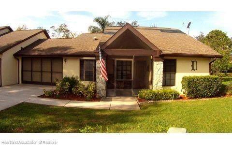 21 Redwood Trail, Lake Placid, FL 33852 (MLS #281206) :: Compton Realty