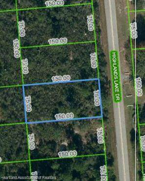 646 Highlands Lake Drive, Lake Placid, FL 33852 (MLS #281839) :: Compton Realty