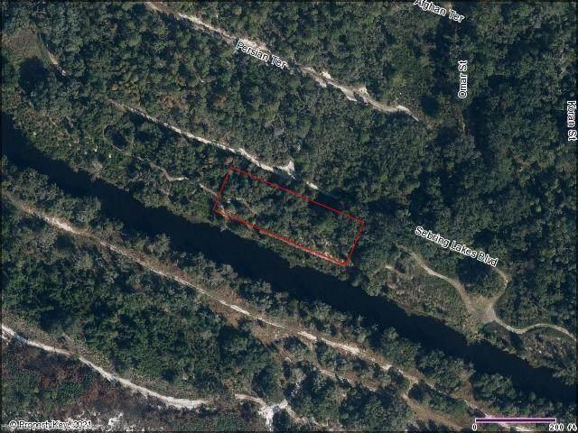 4739 Sebring Lakes Boulevard, Sebring, FL 33875 (MLS #281934) :: Compton Realty