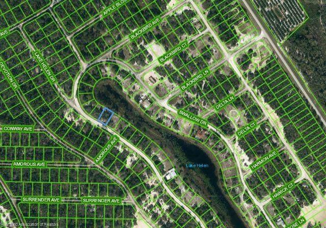 503 Lake Helen Drive, Lake Placid, FL 33852 (MLS #281978) :: Compton Realty
