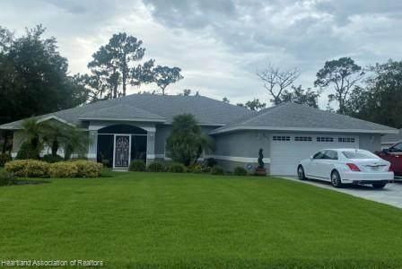 2633 Cheyenne Road, Sebring, FL 33875 (MLS #281986) :: Compton Realty