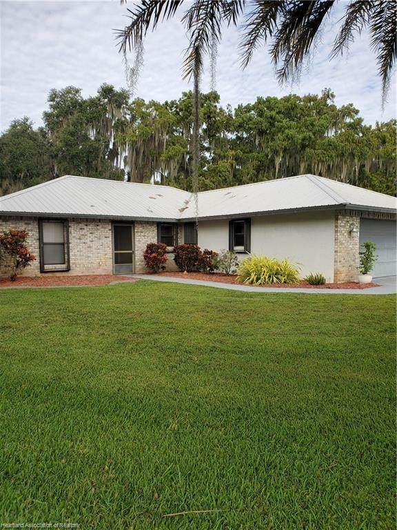 1441 Club Lane, Lorida, FL 33857 (MLS #282972) :: Compton Realty