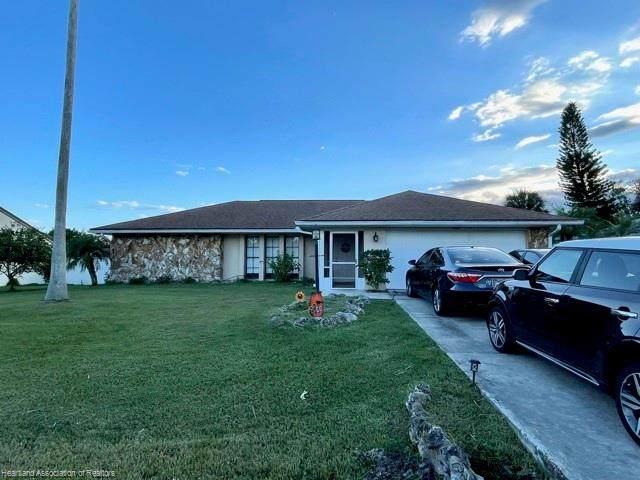 3907 Santiago Street, Sebring, FL 33872 (MLS #283176) :: Compton Realty