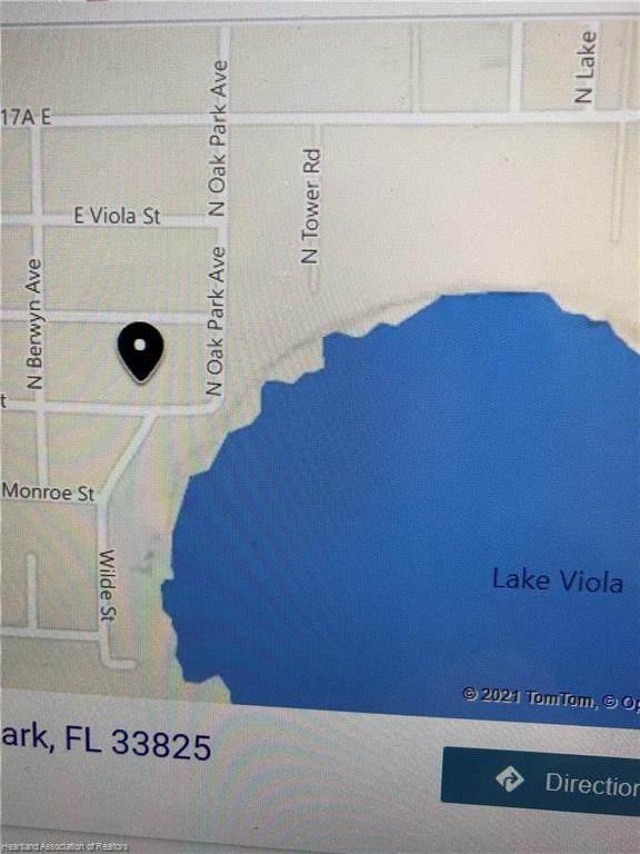 117 E Jackson Street E, Avon Park, FL 33825 (MLS #283187) :: Compton Realty