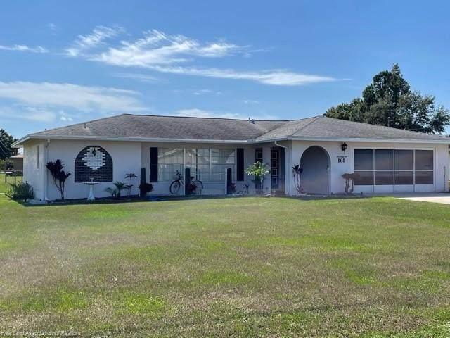 161 W Lake Trout Drive, Avon Park, FL 33825 (MLS #283320) :: Dalton Wade Real Estate Group