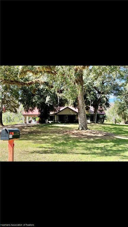 108 Reedy Creek Drive, Frostproof, FL 33843 (MLS #283366) :: Compton Realty