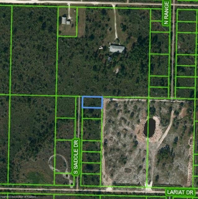 1000 S Saddle Drive, Lorida, FL 33857 (MLS #283408) :: Compton Realty