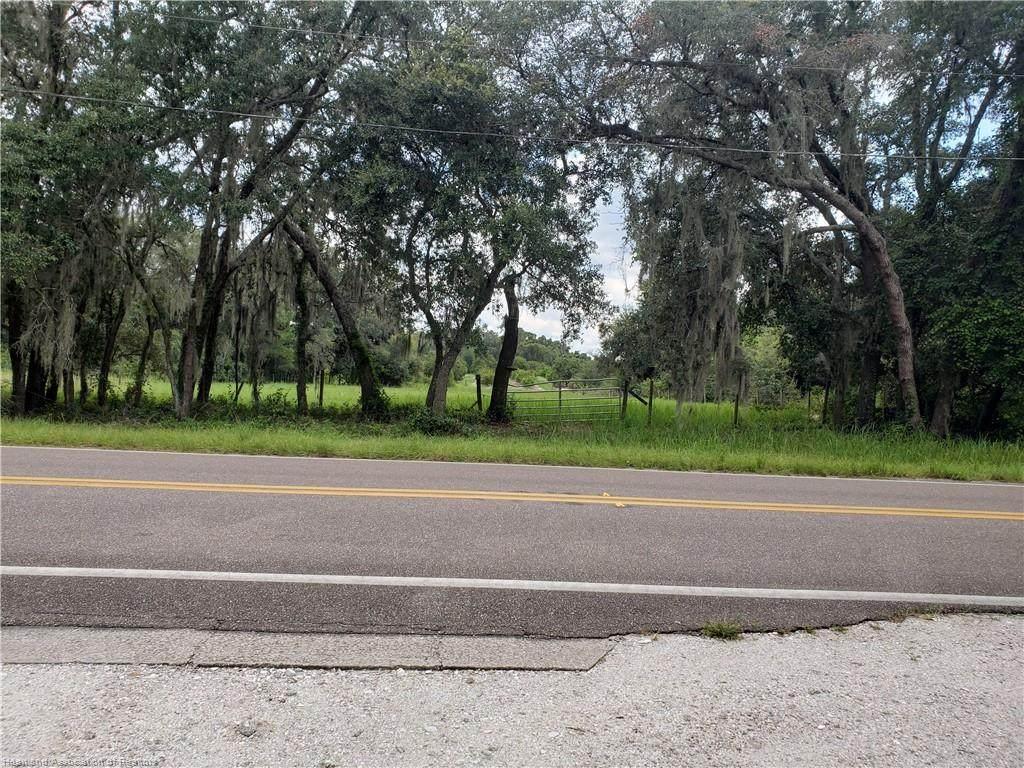 Avon Park Cutoff Road - Photo 1