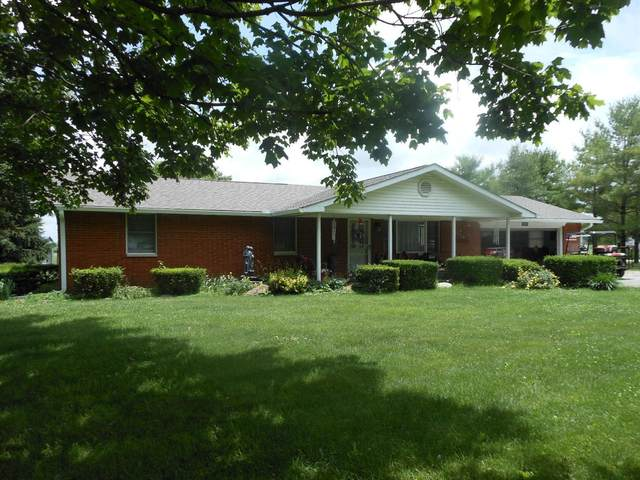 5265 S Liberty Pike, Liberty, IN 47353 (#193022) :: Century 21 Thacker & Associates, Inc.