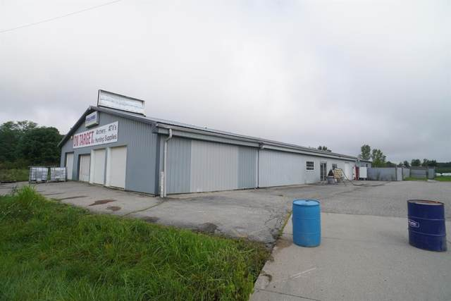 8663 E Hoff Road, Sunman, IN 47041 (#193250) :: Century 21 Thacker & Associates, Inc.