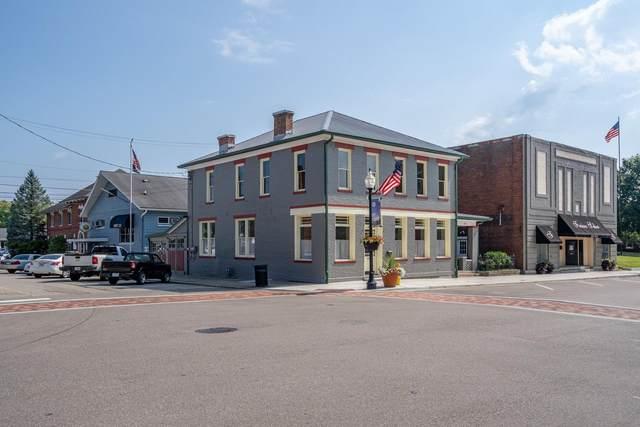 438 Second Street, Aurora, IN 47001 (#193469) :: Century 21 Thacker & Associates, Inc.