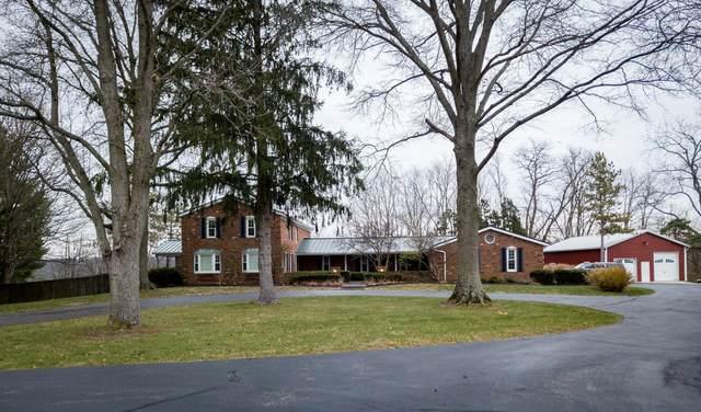2489 S Forest Pines Drive, Richmond, IN 47374 (#193979) :: Century 21 Thacker & Associates, Inc.