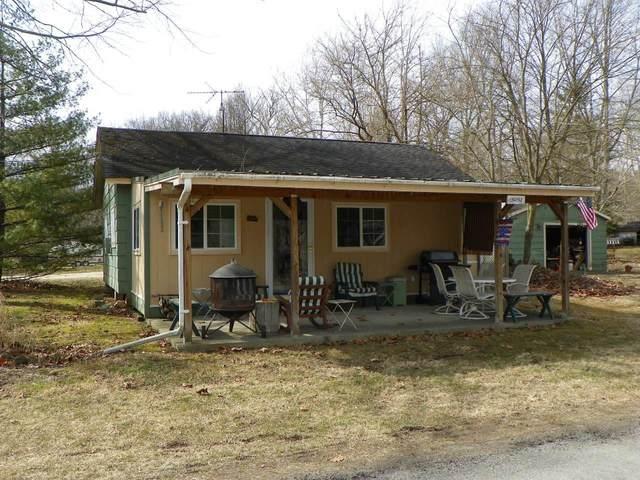 5051 Shady Lane, Brookville, IN 47012 (#194475) :: Century 21 Thacker & Associates, Inc.
